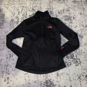 The North Face breast cancer awareness full zip